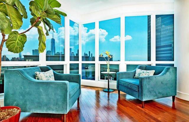 77 Hudson St #1807, Jc, Downtown, NJ 07302 (MLS #202024867) :: The Bryant Fleming Real Estate Team