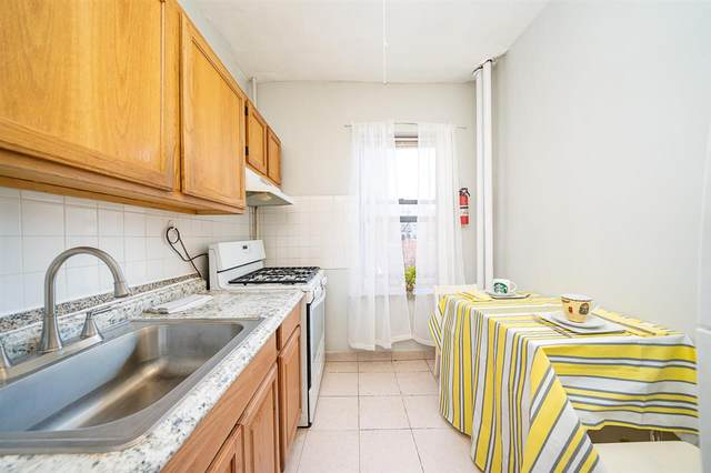 117 Corbin Ave #307, Jc, Journal Square, NJ 07306 (MLS #202026901) :: The Trompeter Group