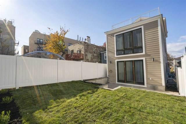 118 Columbia Ave #1, Jc, Heights, NJ 07307 (MLS #202027050) :: Team Francesco/Christie's International Real Estate