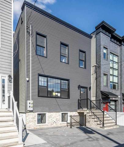 122 Charles St, Jc, Heights, NJ 07307 (MLS #202027162) :: The Trompeter Group