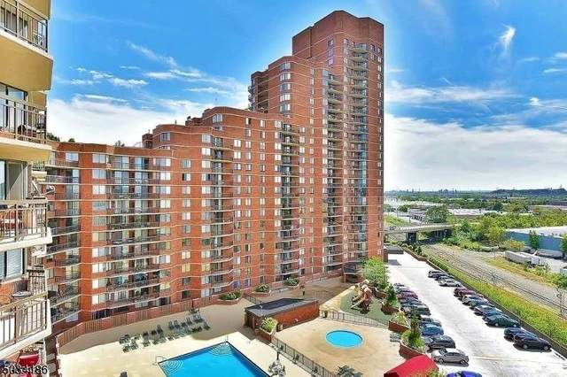 207 Harmon Cove Tower #207, Secaucus, NJ 07094 (MLS #202027262) :: The Trompeter Group