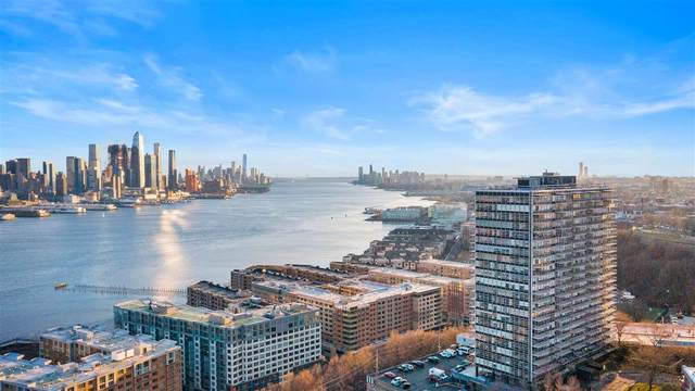 6050 Blvd East 7G, West New York, NJ 07093 (MLS #210001841) :: The Trompeter Group
