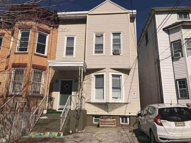 230 Duncan Ave, Jc, Journal Square, NJ 07306 (MLS #210004428) :: Hudson Dwellings