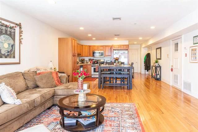 1703 Cliff St 2L, Union City, NJ 07087 (MLS #210004474) :: The Danielle Fleming Real Estate Team