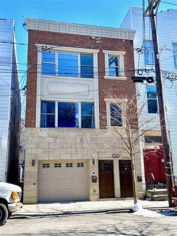 202 New York Ave, Jc, Heights, NJ 07307 (MLS #210005235) :: Team Francesco/Christie's International Real Estate