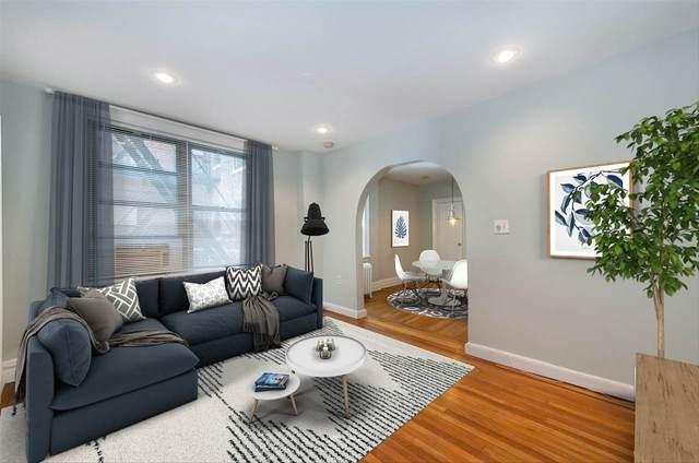 1055 Blvd East B10, Weehawken, NJ 07086 (MLS #210006985) :: The Danielle Fleming Real Estate Team