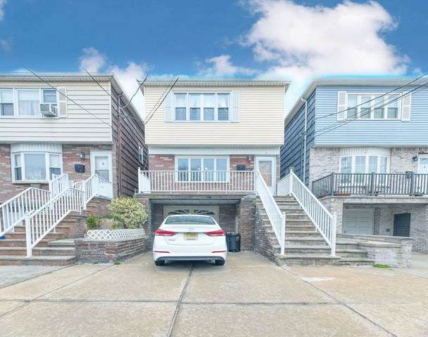 8 East 10Th St, Bayonne, NJ 07002 (MLS #210007071) :: Hudson Dwellings