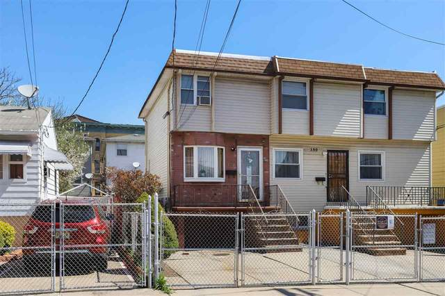 162 Linden Ave, Jc, Greenville, NJ 07305 (MLS #210008400) :: Hudson Dwellings
