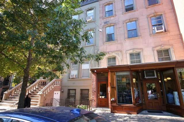 209 Washington St #3, Jc, Downtown, NJ 07302 (MLS #210008602) :: The Trompeter Group