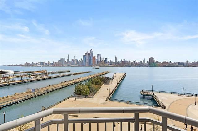 1125 Maxwell Lane #560, Hoboken, NJ 07030 (MLS #210009357) :: RE/MAX Select
