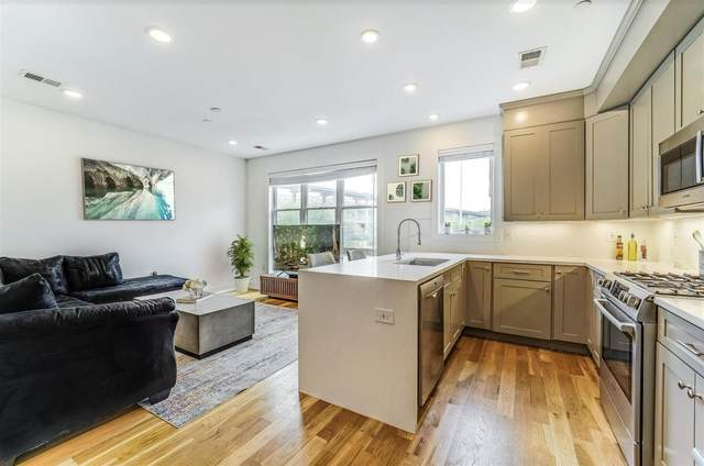 384 7TH ST #3, Jc, Downtown, NJ 07302 (MLS #210010706) :: The Dekanski Home Selling Team