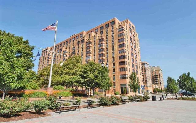 2 Constitution Ct #607, Hoboken, NJ 07030 (MLS #210011603) :: Kiliszek Real Estate Experts