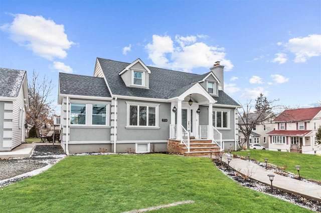 2114 Berwyn St, Union Twp, NJ 07083 (MLS #210011721) :: The Danielle Fleming Real Estate Team