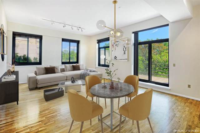 518-530 Gregory Ave A101, Weehawken, NJ 07086 (MLS #210013593) :: Team Francesco/Christie's International Real Estate