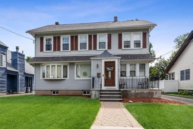 53 Bamford Ave, Hawthorne, NJ 07506 (MLS #210014018) :: The Trompeter Group
