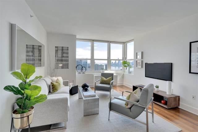 88 Morgan St #3903, Jc, Downtown, NJ 07302 (MLS #210014084) :: Team Francesco/Christie's International Real Estate