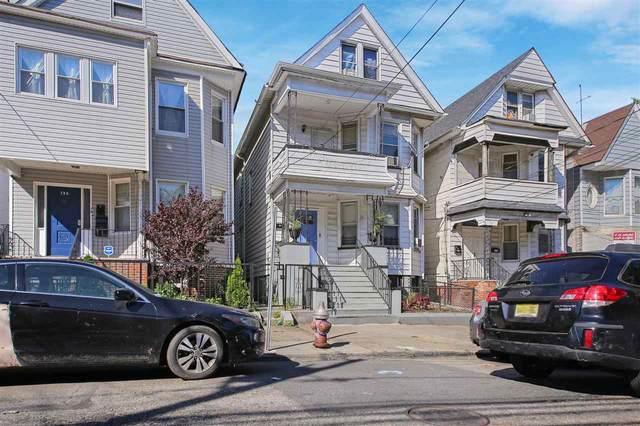 128 Grant Ave, Jc, Greenville, NJ 07305 (MLS #210014550) :: The Trompeter Group
