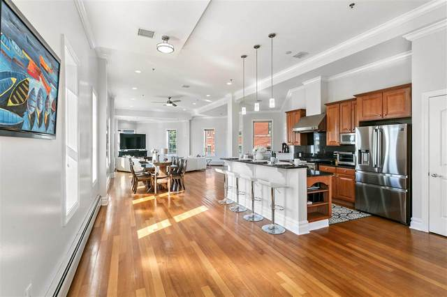 564 Gregory Ave A5, Weehawken, NJ 07086 (MLS #210014734) :: Team Francesco/Christie's International Real Estate