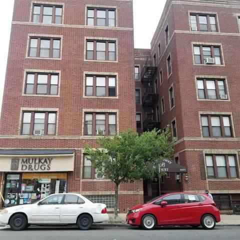 6601 Broadway E3, West New York, NJ 07093 (MLS #210015235) :: Hudson Dwellings