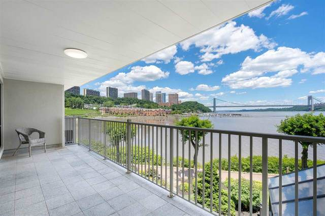 1225 River Rd 1C, Edgewater, NJ 07020 (MLS #210015375) :: The Trompeter Group