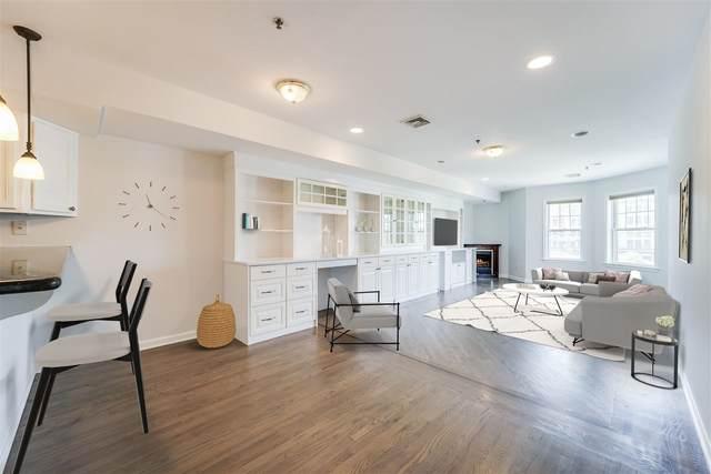 62 Paterson Ave #3, Hoboken, NJ 07030 (MLS #210015639) :: Team Francesco/Christie's International Real Estate