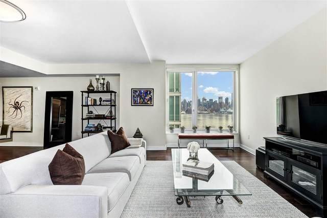1000 Avenue At Port Imperial #615, Weehawken, NJ 07086 (MLS #210016557) :: Team Francesco/Christie's International Real Estate