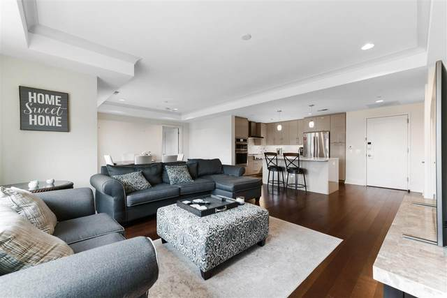 150 Henley Pl #302, Weehawken, NJ 07086 (MLS #210017241) :: Team Francesco/Christie's International Real Estate