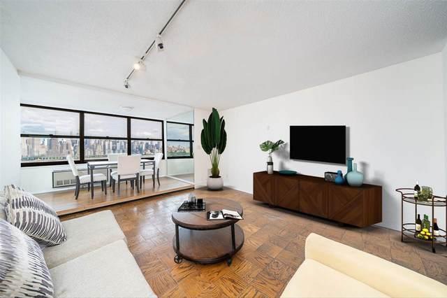 7002 Blvd East #20D, Guttenberg, NJ 07093 (MLS #210017666) :: The Danielle Fleming Real Estate Team
