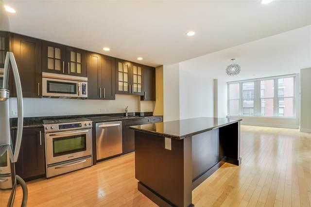 1125 Maxwell Lane #734, Hoboken, NJ 07030 (MLS #210018186) :: The Danielle Fleming Real Estate Team