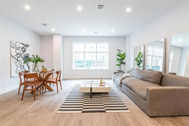 130 Essex St #101, Jc, Downtown, NJ 07302 (MLS #210020972) :: Trompeter Real Estate