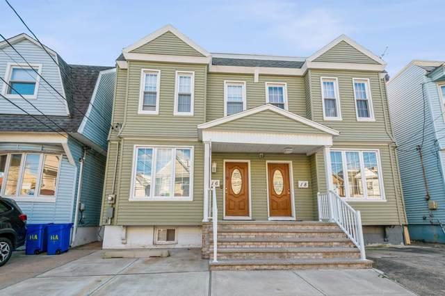 16 West 29Th St, Bayonne, NJ 07002 (MLS #210021407) :: The Dekanski Home Selling Team