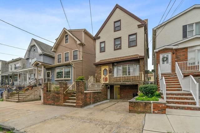 38 West 50Th St, Bayonne, NJ 07002 (MLS #210021703) :: Trompeter Real Estate
