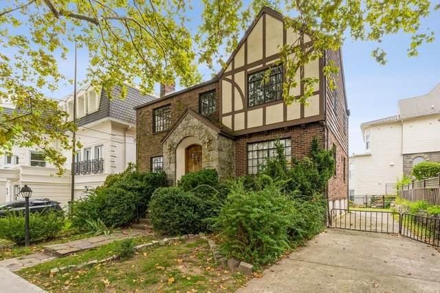 20 Hamilton Ave, Weehawken, NJ 07086 (MLS #210021742) :: The Danielle Fleming Real Estate Team