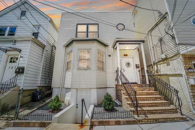 149 Avenue F, Bayonne, NJ 07002 (MLS #210021862) :: Trompeter Real Estate