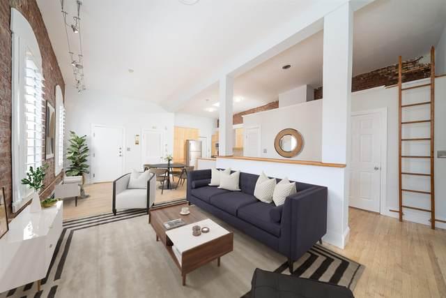 76 Jackson St 4R, Hoboken, NJ 07030 (MLS #210021939) :: The Danielle Fleming Real Estate Team