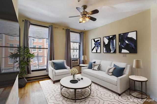 509 Monroe St 3L, Hoboken, NJ 07030 (MLS #210022067) :: The Danielle Fleming Real Estate Team