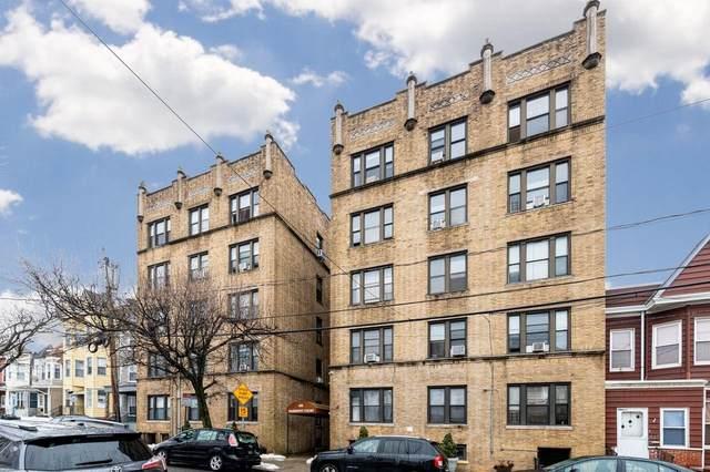 429 Fairmount Ave #510, Jc, Journal Square, NJ 07306 (MLS #210022165) :: Hudson Dwellings