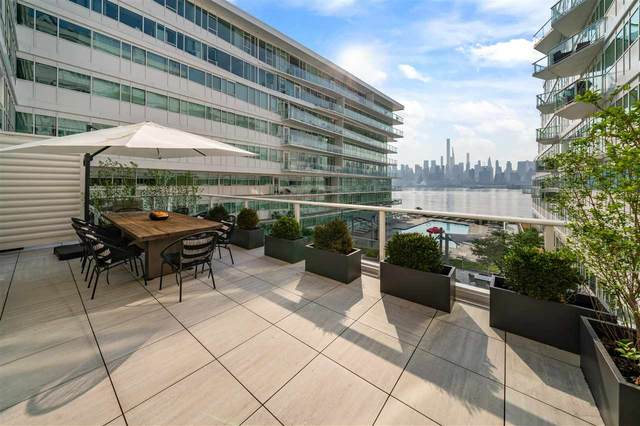 800 Avenue At Port Imperial #511, Weehawken, NJ 07086 (MLS #210023590) :: The Danielle Fleming Real Estate Team