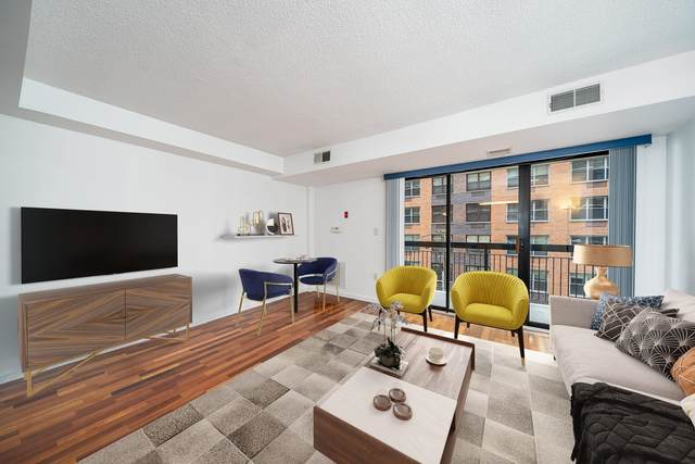 700 1ST ST 4U, Hoboken, NJ 07030 (MLS #210023768) :: Trompeter Real Estate