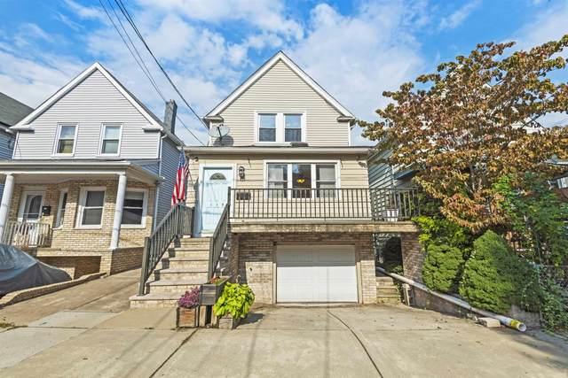 119 West 13Th St, Bayonne, NJ 07002 (MLS #210023803) :: The Dekanski Home Selling Team
