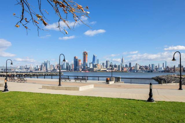 1100 Maxwell Lane #612, Hoboken, NJ 07030 (MLS #170019980) :: The DeVoe Group