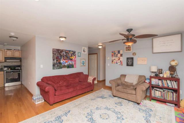 520 Hudson Ave #3, Weehawken, NJ 07086 (MLS #180006617) :: The Trompeter Group