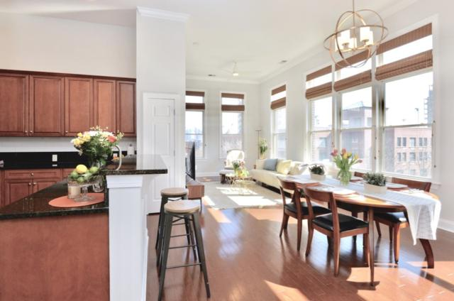 126 Dudley St #415, Jc, Downtown, NJ 07302 (MLS #190004741) :: The Trompeter Group