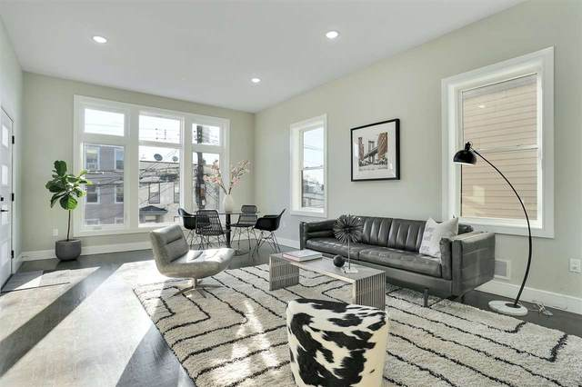 118 Charles St #1, Jc, Heights, NJ 07307 (MLS #202012346) :: Hudson Dwellings