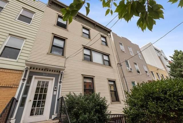 317 4TH ST #1, Jc, Downtown, NJ 07302 (MLS #202021858) :: RE/MAX Select