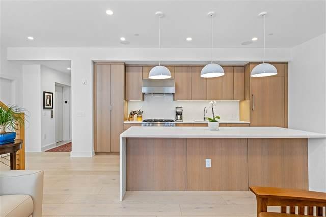 828 Park Ave #1, Hoboken, NJ 07030 (MLS #210003213) :: Hudson Dwellings