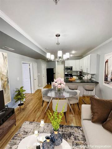 104 York St #4, Jc, Downtown, NJ 07302 (MLS #210008380) :: The Trompeter Group