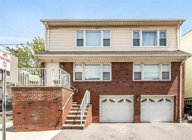 7 Burdette Pl, Fairview, NJ 07022 (MLS #210009911) :: The Trompeter Group