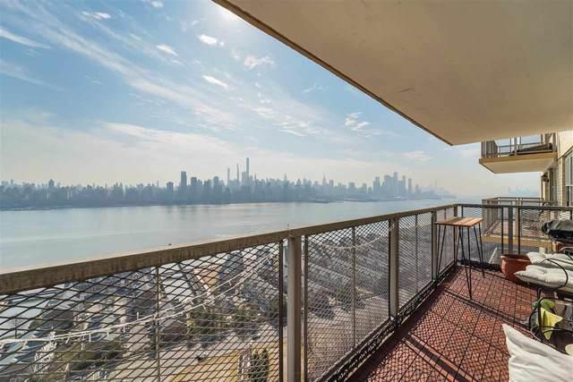 6600 Blvd East 15C, West New York, NJ 07093 (MLS #210012767) :: Team Francesco/Christie's International Real Estate