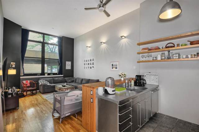 518-530 Gregory Ave C-213, Weehawken, NJ 07086 (MLS #210017101) :: The Danielle Fleming Real Estate Team